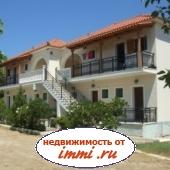 Апартаменты греция сарти